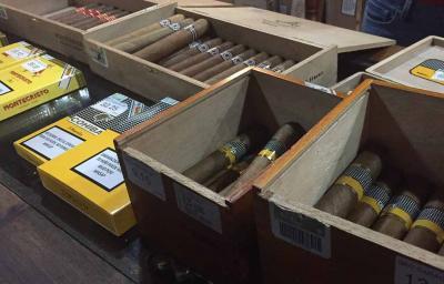 Cigar-Shop